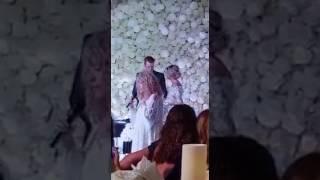 Свадьба Никиты Преснякова тост Аллы Пугачевой 2017