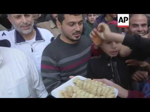 Celebrations in Gaza after Lieberman's resignation; analyst