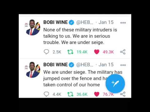 Update on Bobi Wine, Yoweri and Uganda Election