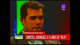 "Christell Rodríguez canta ""Bleeding love"" en Más Vale Tarde"