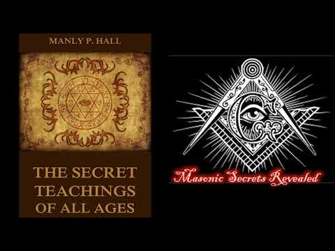 THE SECRET TEACHINGS OF ALL AGES - Manly P Hall - Audio Book