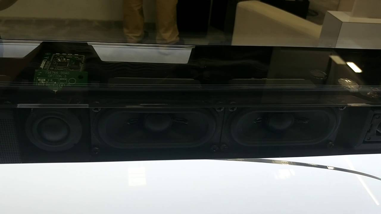 Bose Soundtouch 300 Soundbar Home Theater Preview Youtube