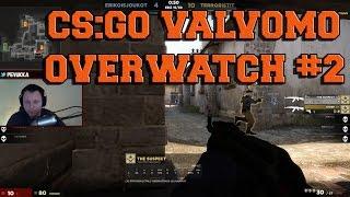 CS:GO - VALVOMO / OVERWATCH KOODARI VAI EI #2