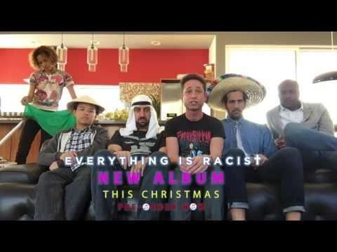 NEW RUCKA ALBUM this Xmas (pre-order now) ~ Everything is Racist
