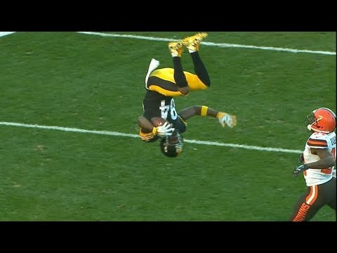 "NFL ""Flip"" Touchdowns (2018)"