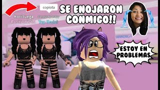 COPYING CLOTHES TO PEOPLE IN FASHION FAMOUS Roblox En Español