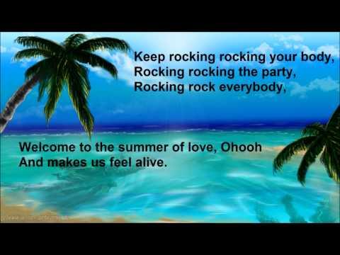 Cascada - Summer Of Love  (Lyrics).wmv