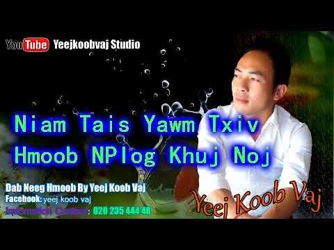Niam Tais Yawm Txiv Hmoob Nplog Khuj Noj .6 / 30 / 2018 thumbnail