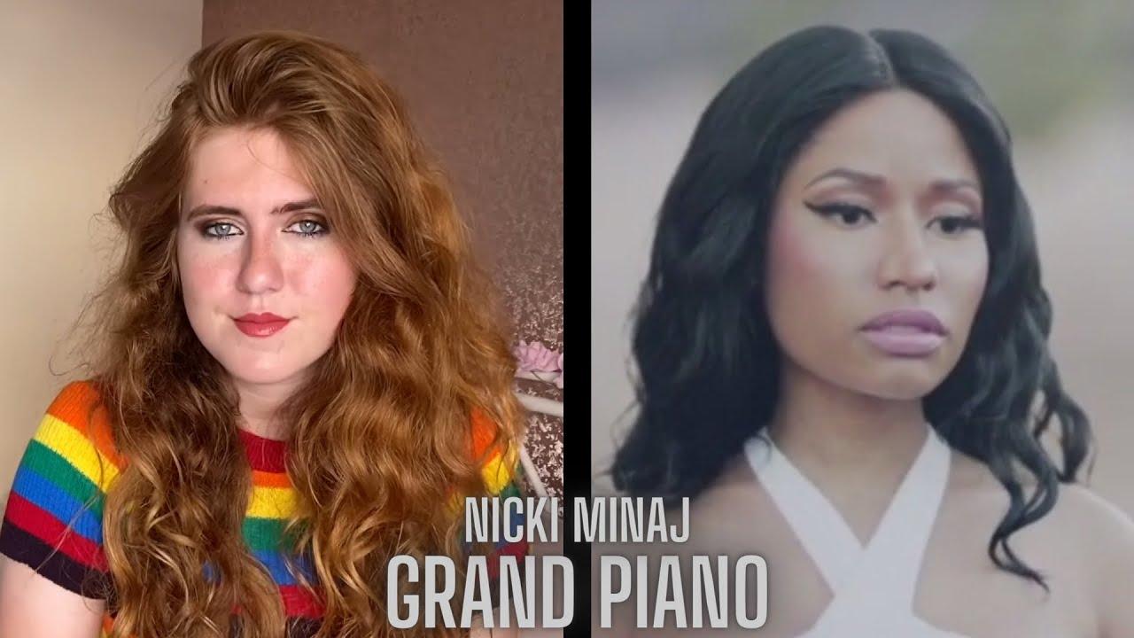 Grand Piano - Nicki Minaj (Hannah Goodall Cover)