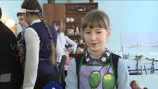 В Курганской гимназии №31 испекли блины к Масленице