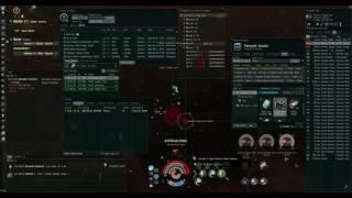 EVE-online Sansha's Nation Neural Paralytic Facility |  Sansha 5/10 DED complex. Stratios