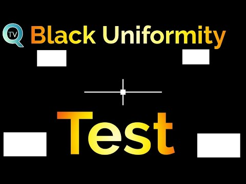 Helpful Black Uniformity Checker/Test  Ep.697