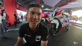 Live The Thai Gp With 'Chip' Atiratphuvapat And Gopro™