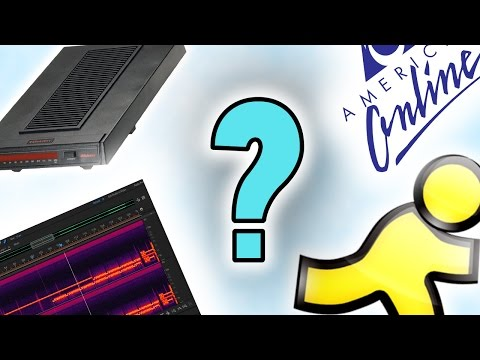 Why Does Dial Up Sound The Way It Does? (An Explanation)