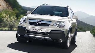 Чип-тюнинг Opel Antara 2.2 CDTI от ADACT.