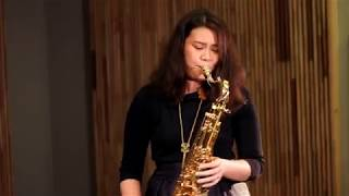 All I want for Christmas is You - Cover - Kwang Saxophone