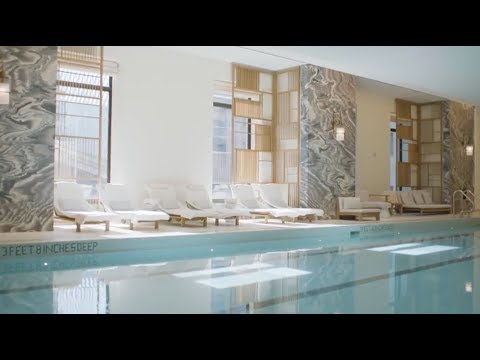 Urban Chic Retreat at The Spa at Four Seasons Hotel New York Downtown