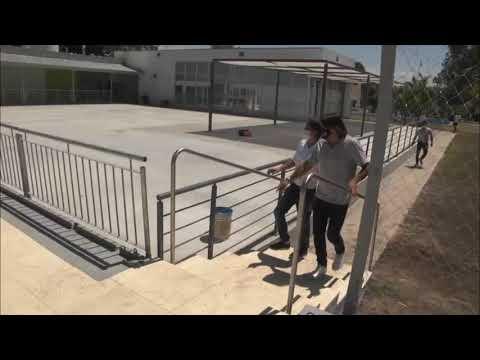 San Fernando renovó la pileta olímpica del Polideportivo 3