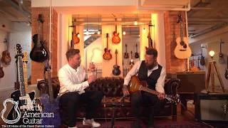 Talking Guitar: B&G Guitars with Bruce John Dickinson