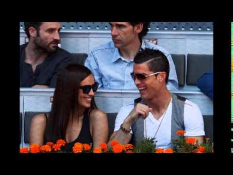Cristiano Ronaldo And Irina Shayk( Jetta Feels Like Coming Home)