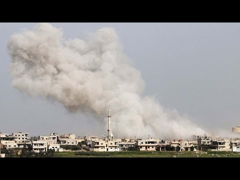 Syria says US-led airstrike hits ISIL-controlled chemical weapons depot in E. Syria