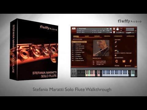 FluffyAudio - Stefania Maratti - Solo Flute Walkthrough