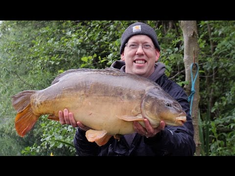 Carp Fishing England part 1 - Cherry Lakes, Canal fishing, Fly fishing