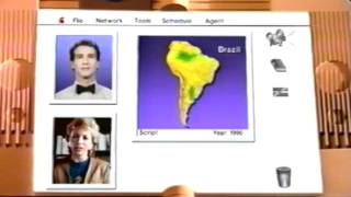 Apple Knowledge Navigator — 1988