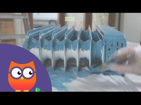 peindre un radiateur (ooreka.fr) - youtube - Comment Peindre Un Radiateur Sans Le Demonter