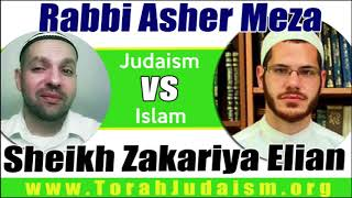 Rabbi vs Sheikh