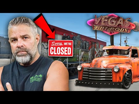 Vegas Rat Rods Officially ENDED After This Happened... WHERE DID ALL THE WELDERUP EMPLOYEES GO?