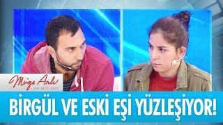 Birgül ve eski eşi Faruk  canlı yayında yüzleşiyor - Müge Anlı ile Tatlı Sert | 3 Aralık 2018