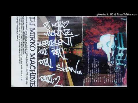 DJ Mirko Machine - The Real Deal Radio Show Part 2 (1997)  Side A