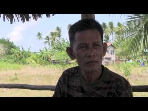 A follower of Sultanate of Sulu talks about a Royal Security Force Leader