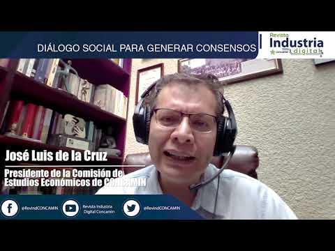 DIALOGO SOCIAL PARA GENERAR CONSENSOS - JOSÉ LUIS DE LA CRUZ