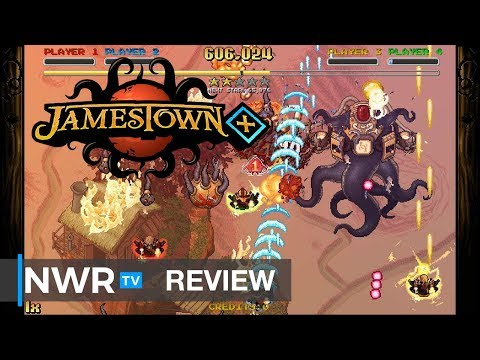 Jamestown+ for Nintendo Switch Review -  Ships, Shooting, and Scoring