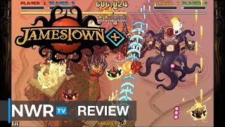 Jamestown+ for Nintendo Switch Review -  Ships, Shooting, and Scoring (Video Game Video Review)