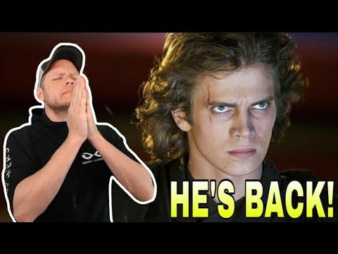 Hayden Christensen returning as Darth Vader in Obi-Wan Kenobi