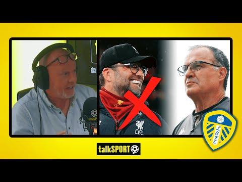 """""""MARCELO BIELSA IS THE PREM'S BEST MANAGER!"""" Perry Groves picks Leeds United boss over Jurgen Klopp!"""