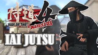 Way of the Samurai 4 - Iai Jutsu Moveset (侍道4 - 居合術)
