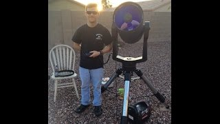 Meade LX90 ACF Telescope Review. 12 inch.
