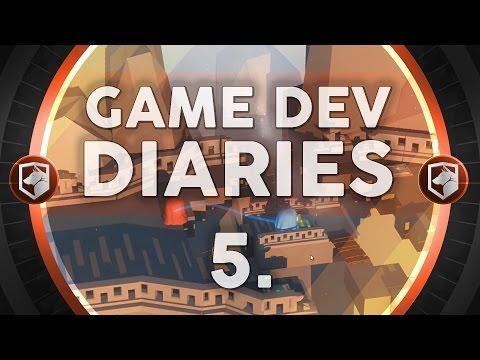Flow Graphics | Game Dev Diaries 5 | Final production