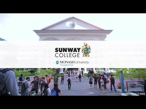 Sunway College Monash University Foundation Year (MUFY)