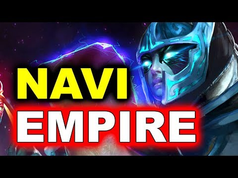 NAVI Vs EMPIRE HOPE - DECIDER GAME! - CHONGQING MAJOR DOTA 2