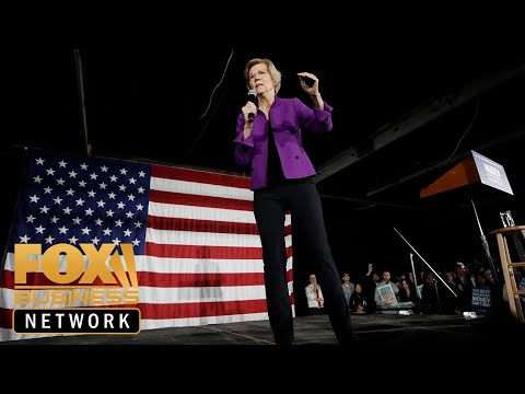 Elizabeth Warren makes dire prediction for US economy