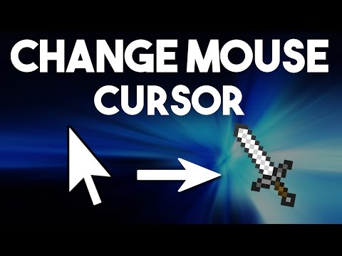 How To Change Mouse Cursor For FREE! (Windows, Minecraft Cursor, Smiley Face)