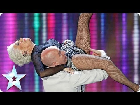 Paddy and Nico raise the bar | Britain's Got Talent 2014 Final