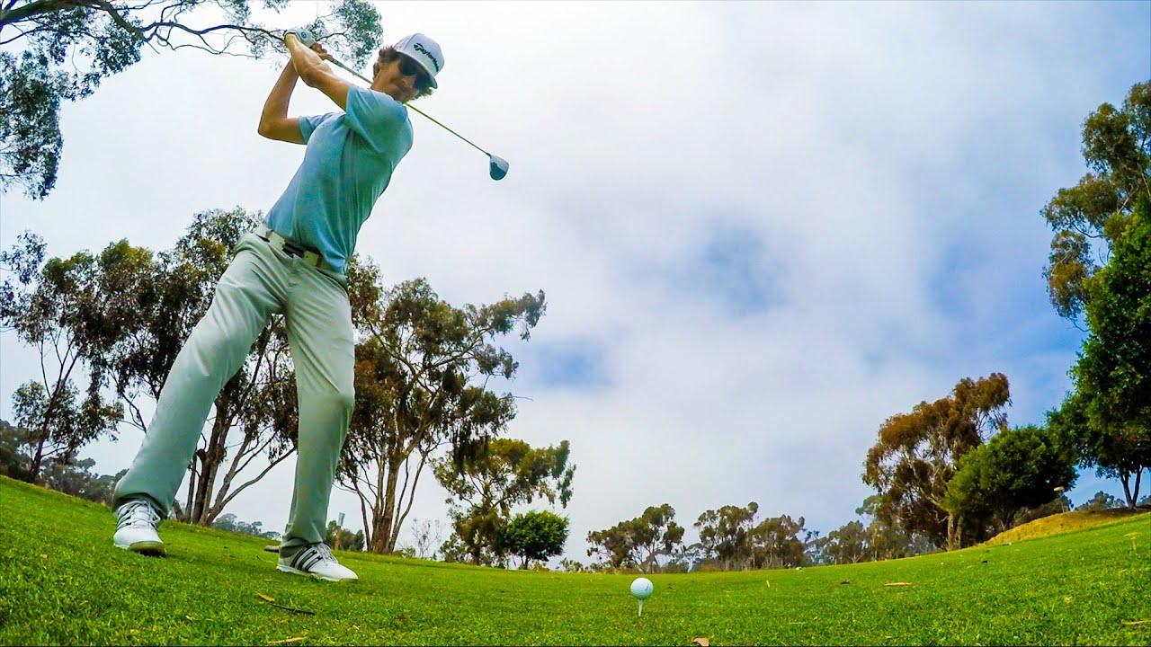 gopro golf  pga tour monday qualifier  u2013 with pro mike
