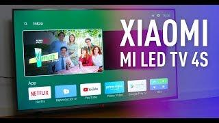 Xiaomi Mi LED TV 4S, primeras impresiones