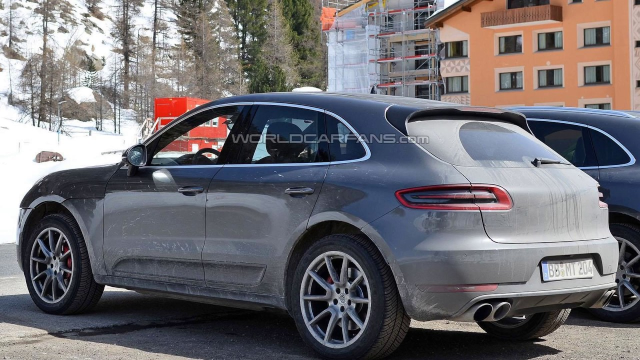 2018 porsche macan facelift. Unique 2018 Porsche Macan 2018 Changes With Porsche Macan Facelift